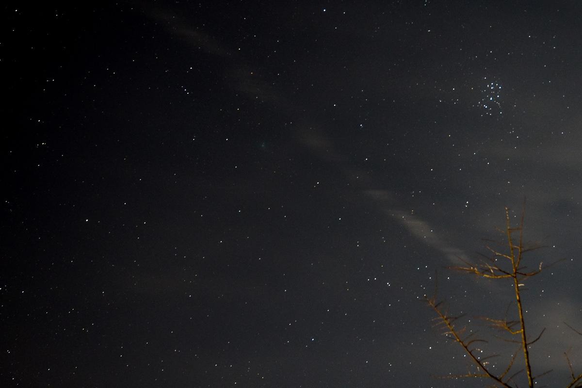 Komet Wirtanen (2018)
