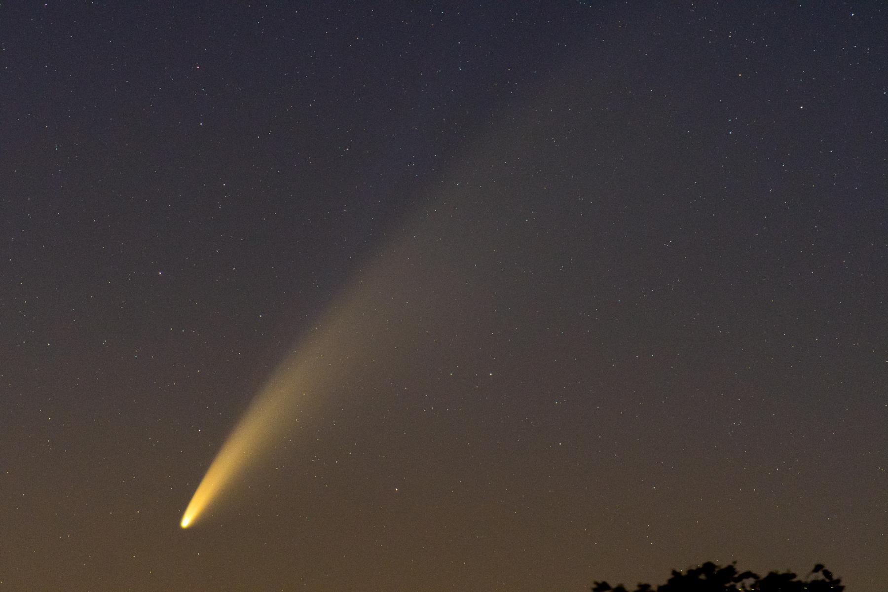 Komet Neowise (Juli 2020)