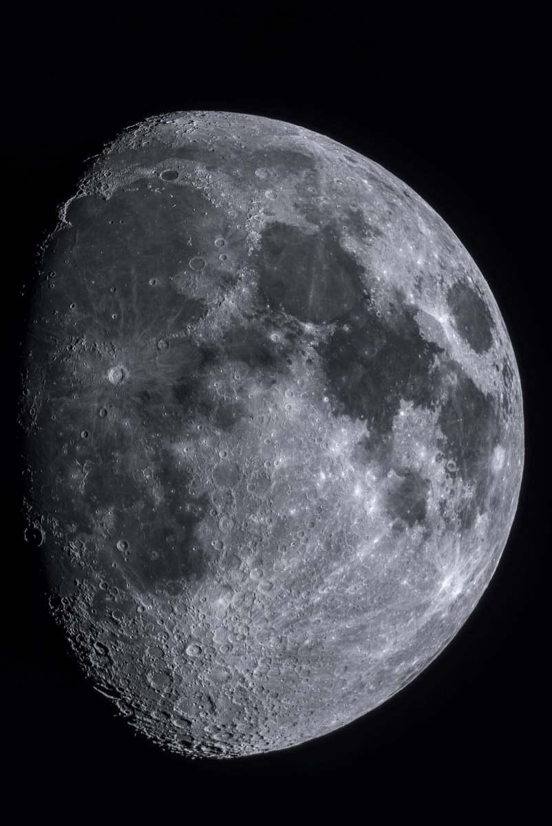 Mond mit ASI183Pro am 150/1160mm Newton