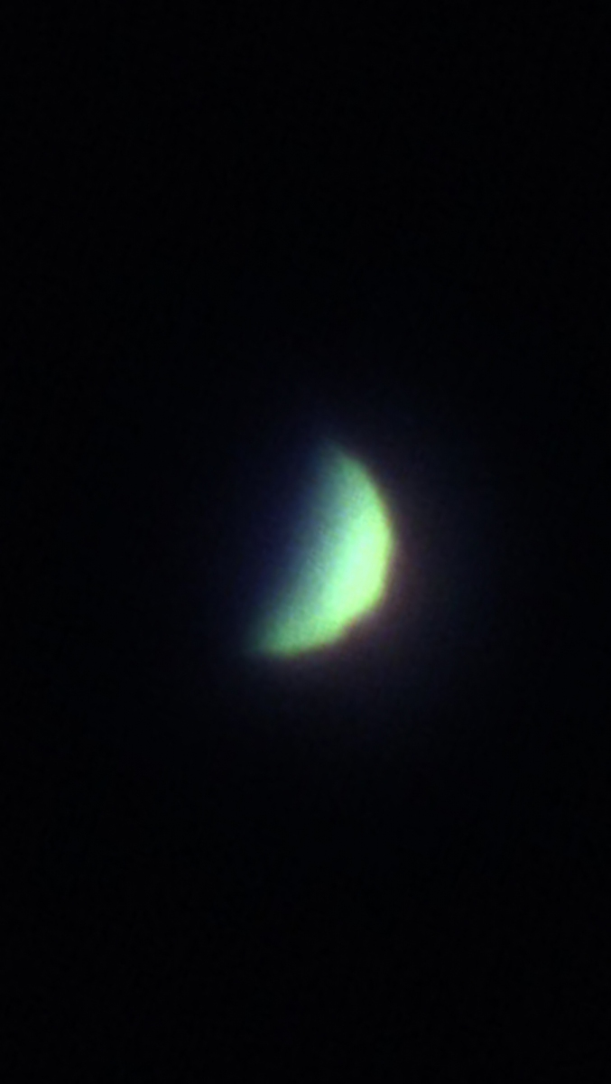 Venus am 4.4.2020 am 100/1500mm Refraktor